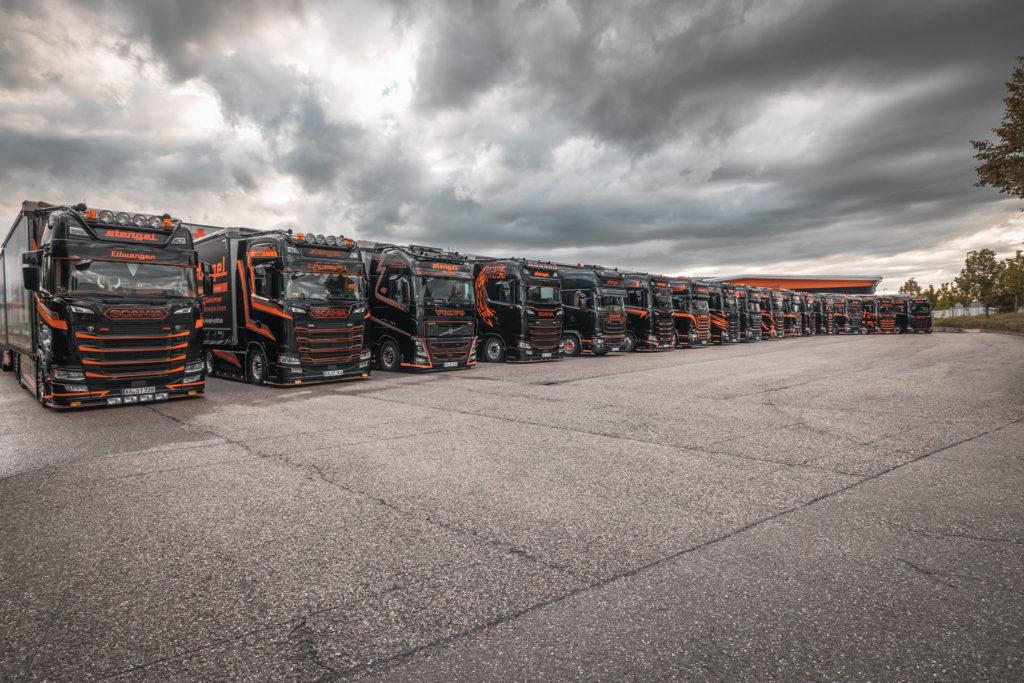 stengel logistik scania ellwangen truck