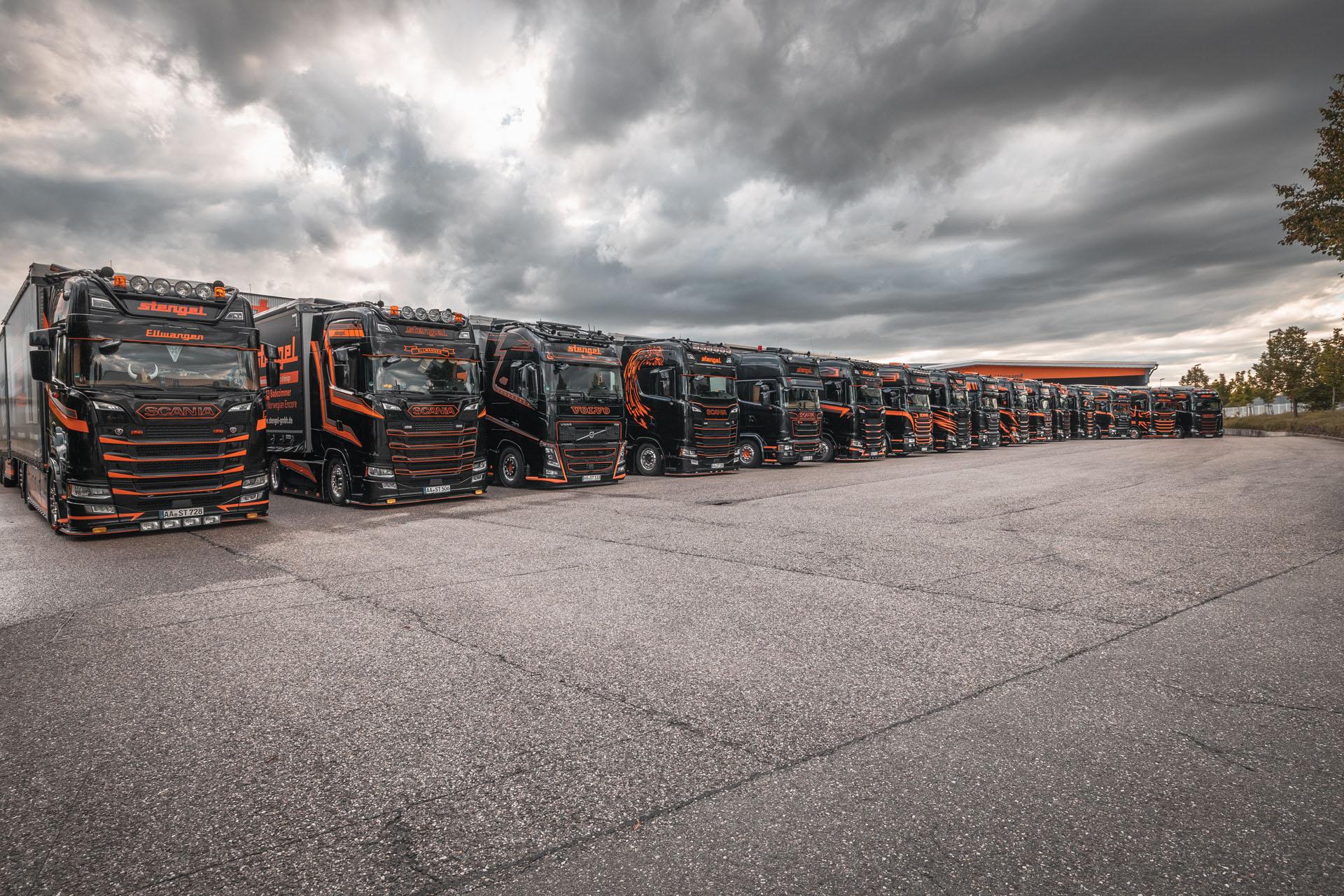 LKW Flotte Stengel GmbH